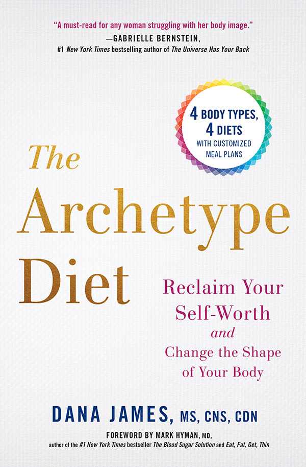 The Archetype Diet book cover